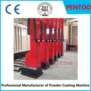 Automatic Lifting Reciprocator for Aluminium Profiles in Powder Coating Line pictures & photos
