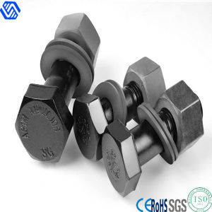 Steel Structure Bolt (ASTM A490) pictures & photos
