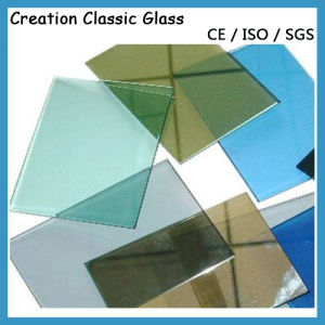 4-6mm Reflective Glass Building Glass with Ce & ISO9001 pictures & photos