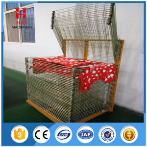 Screen Printing Plate Clothes Drying Racks with 50 Layers pictures & photos