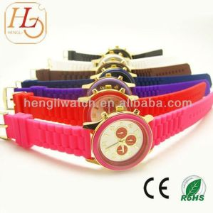Fashion Silicone Watch, Best Quality Watch 15113 pictures & photos