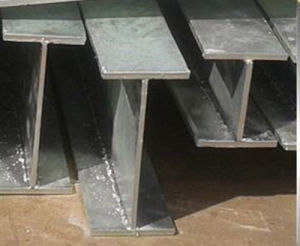 Hot Rolled H-Shaped Steel Beam