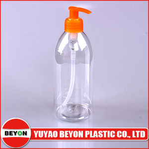 500ml Pet Cylinder Bottle with SGS Certification (ZY01-B130) pictures & photos