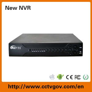 Security Surveillance Support Onvif P2p iPhone & Android Mobile View IP 16CH NVR pictures & photos