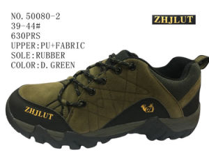 No. 50080 Men′s Hiking Stock Shoes Two Colors pictures & photos
