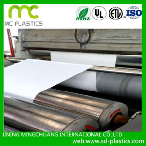 Waterproof PVC Laminated Tarpaulin with UV pictures & photos