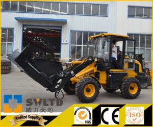 Swltd Brand CE Approved 1.2 Ton Small Wheel Loader pictures & photos