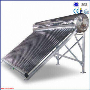Design Solar Water Heater for Stainless Steel pictures & photos