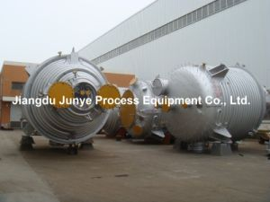 316L Stainless Steel Reactor with Half Pipe R007 pictures & photos