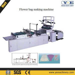 Automatic Side Sealing Flower Bag Machine (SZD-800F) pictures & photos