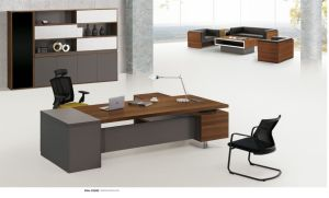 Popular Freestanding Office Desk Intelligent Manager Workstation pictures & photos