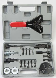 Air Conditioner Car Compressor Clutch Hub Remover Installer Kit Removal Tools pictures & photos