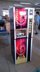 Vending Machine for Nescafe  F306DX pictures & photos