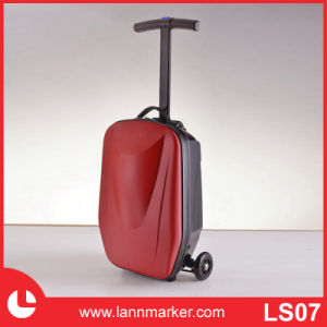Electric Luggage Trolley pictures & photos
