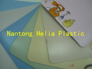 Printed Wearproof PVC Flooring for Hospital, Mall pictures & photos