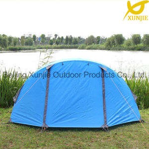 Double Layer Outdoor Awning for Camping
