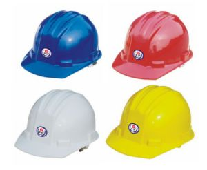 China High Quality American Type Safety Helmet (MP-3) /Inductrial Safety Helmet, Ce En397 and ANSI Standard Safety Helmets High Quality