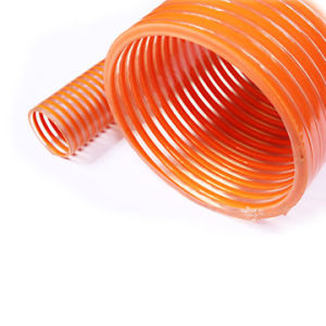 PVC Heavy Duty Suction Hose with Good Quality pictures & photos