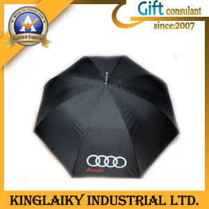 Promotional Fashion Gift Umbrella with Customized Logo (KU-005) pictures & photos