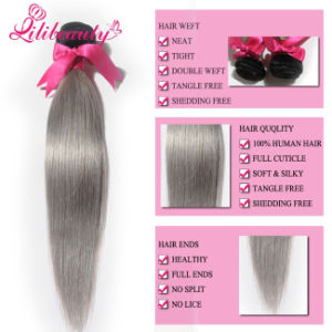 Two Tone Ombre Straight Virgin Remy Human Hair pictures & photos