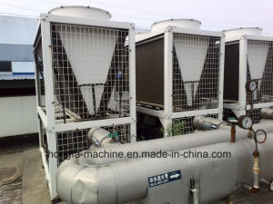 Water Cooling Tank and Chiller for Carbonated Water Filling Process pictures & photos