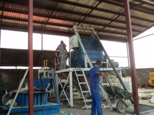 Full Automatic Cement Block Making Machine Qty 6-15 Concrete Hydraulic Bricks Machines pictures & photos