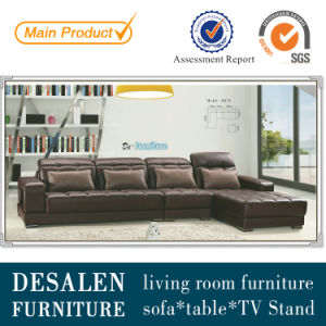 China Leather Corner Sofa Promotion Style (A817) pictures & photos