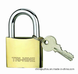 20mm M-Thick Type Brass Padlock (BS320) pictures & photos