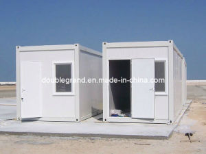 Steel Structure Made Prefab Container House (DG5-042) pictures & photos