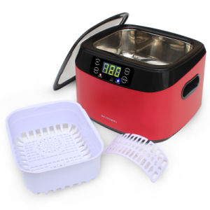 1.2L Dual Power Model Ultrasonic Cleaner for Pedicure Instrument Kits pictures & photos