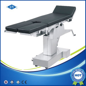 Manual Adjustable Hospital Operating Table pictures & photos