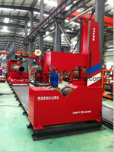 Automatic Welding Machine for Pipe Spool Fabrication (PPAWM-24B/32B/48B) pictures & photos