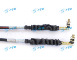 High Quality Beiben Gear Shift Cable pictures & photos