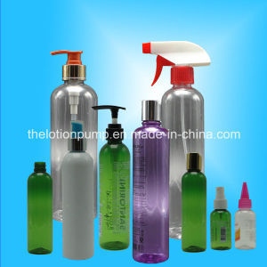 Empty Cosmetic Pet Bottle for Skin Care OEM Available