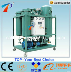 Ty Turbine Oil Filtering Machine with Full Reliable Protection System for Electric Control, CE, ISO Certificates, Energy Saving pictures & photos