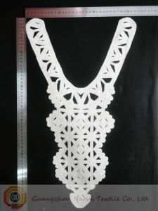 Battenburg Cotton Crochet Lace Collar (M0514) pictures & photos