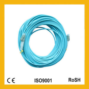 LC/Sc/FC/St/Mu/MTRJ/E2000 PC/Upc/APC Singlemode Multimode Simplex Duplex Fiber Optic Patch Cord pictures & photos