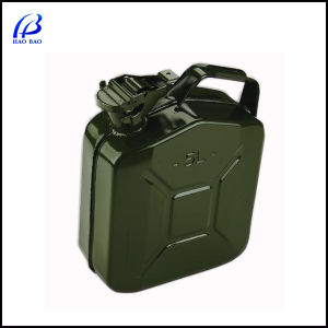 Haobao Portable Steel Jerry Can with 5L 10L 20L Can pictures & photos