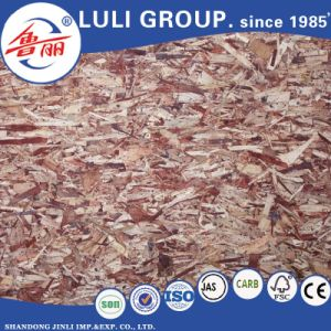 Cheap Price OSB (oriented strand boards) From Luli Group pictures & photos