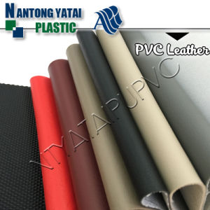 New Products Breathable Comfortable PVC Leather