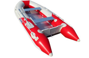 PVC Inflatable Fishing Boat, River Boat, Inflatable Boat