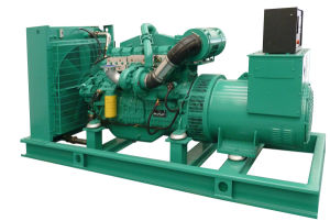 300kw Googol Diesel Engine Silent AC Three-Phase Generator pictures & photos