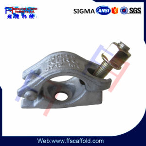 Forged Steel Scaffolding Half Coupler pictures & photos