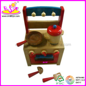 2015 New and Popular Wooden Toy Kitchenware, Colorful Design Kids Toy Kitchenware, Hot Selling Children Toy Kitchenware Wj278028 pictures & photos