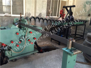 Continuous Spiral Blade Forming Machine for Conveyor pictures & photos