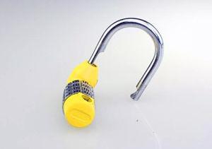 Combination Padlock, Bag Padlock, Zinc Padlock H-8057 pictures & photos