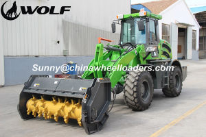 Zl20 Cummins Engine 2t China Wheel Loader pictures & photos