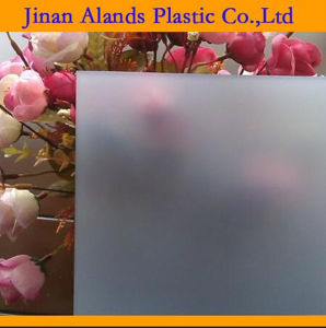 Frosted Acrylic Plexiglass Sheet with Good Price pictures & photos