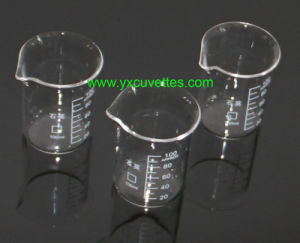 Quartz Flasks 50ml pictures & photos