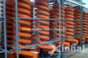 High Quality! Spiral Chute for Sale/Separator Machine